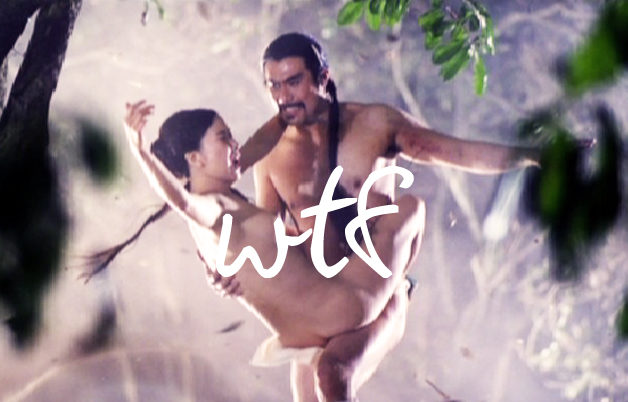 Asian WTF: Kung-Fu Sex and Egg Foreplay
