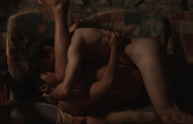 from Ace free erotic gay movie