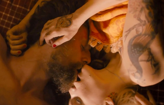 the broken circle breakdown sex scene and tattoos