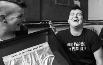 Fête Du Slip: juicy details of a sex-positive week end (pics and videos)