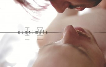 Proximity IV : Atmospheric love between two men