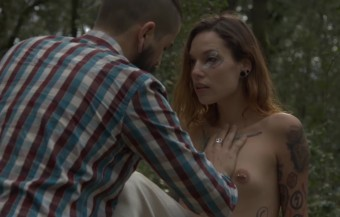 Sexual encounter in the woods in Belle Dame Sans Merci