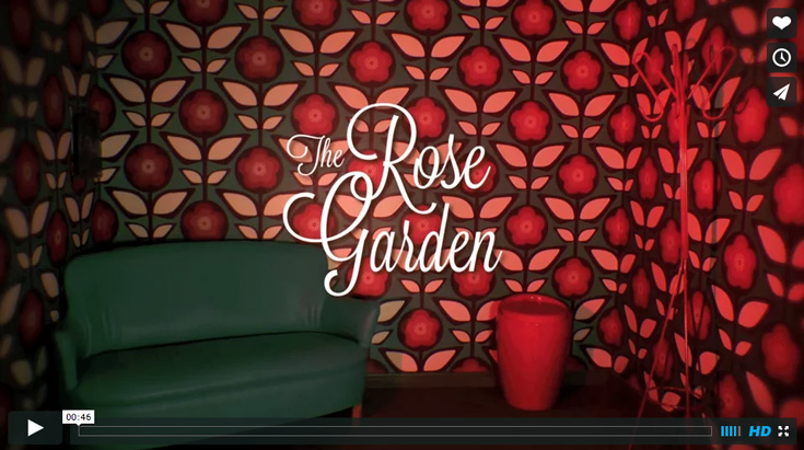 the rose garden by toytool comitee